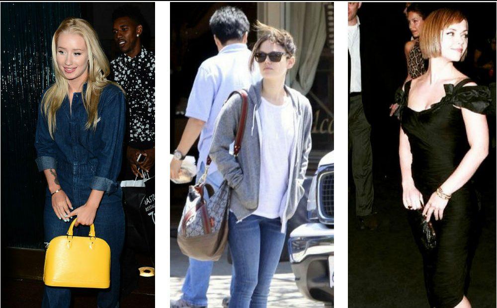 1b9c7c97c502 Celebrities That Love Louis Vuitton Handbags