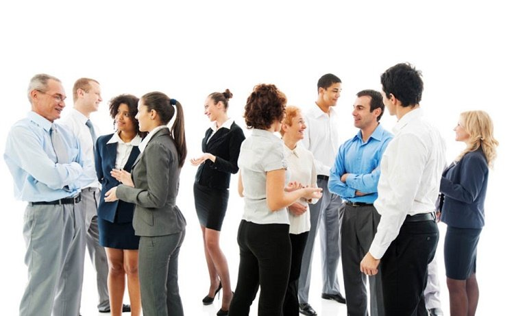 Increase the career level through networking