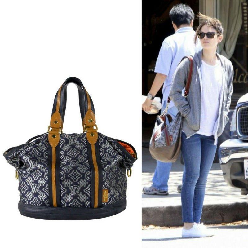 Rachel Bilson Carrying Louis Vuitton Aviator