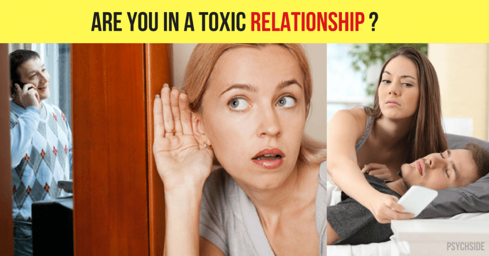 4 Signs You're In A Toxic Relationship And You Should Leave It Immediately
