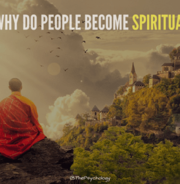 What Drives People To Become Spiritual?